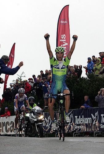 Tour de Slovenie 2007 - 4 eme étape