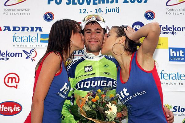 Tour de Slovenie 2007 - 3 eme étape
