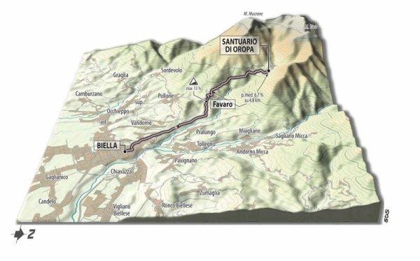Giro d'Italia 2007 - 13 eme étape
