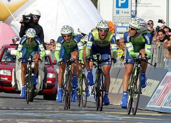 Giro d'Italia 2007 - 1 ere étape