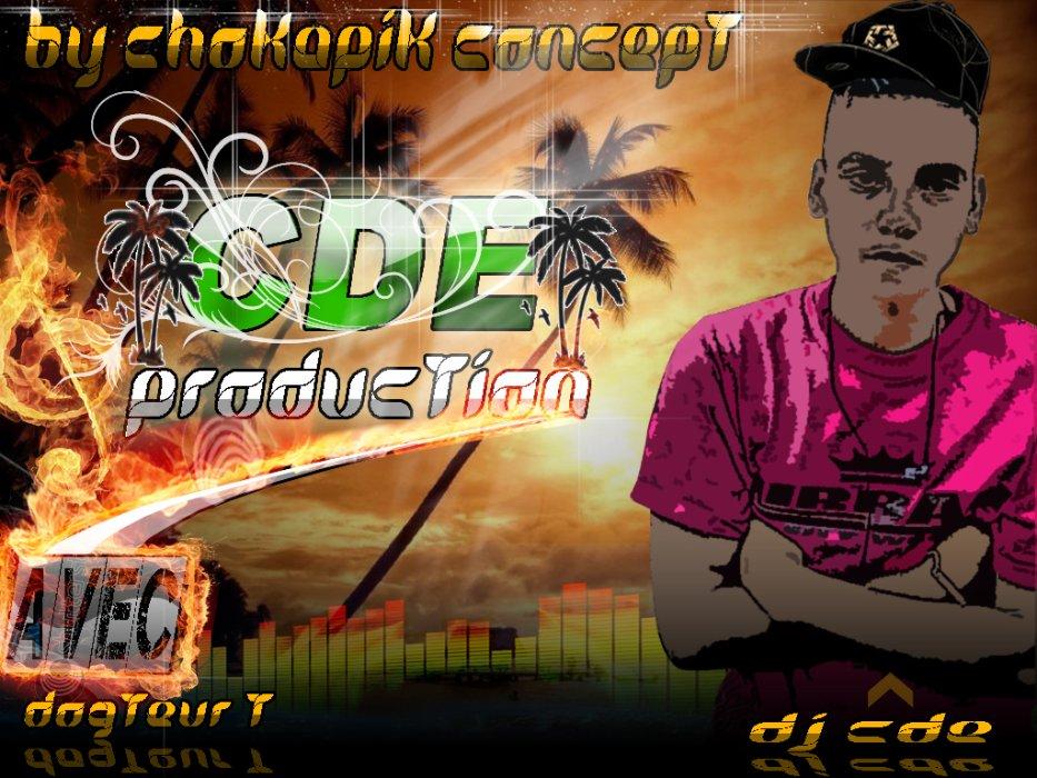 DJ CDE RECORDZ 974