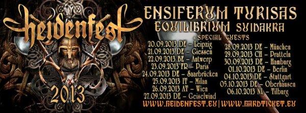 Heidenfest 2013