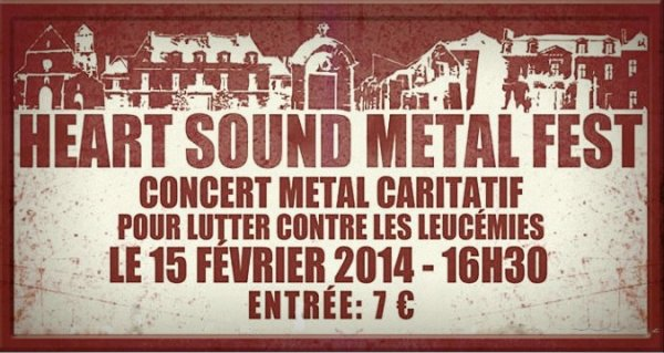 Heart Sound Metal Fest 2014