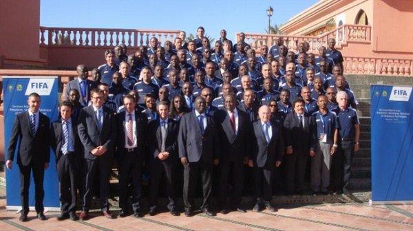 Séminaire de Développement de la FIFA : Le football africain au centre des débats