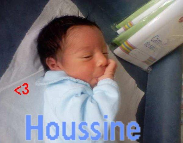 . ~#'  HOUSSiNE <3 . YA PAAS PLUS BEAU QUE LUii ( Y' ) .. tkt sa représent