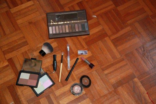 maquillage facile et rapide