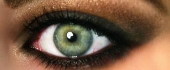 le smoky eye