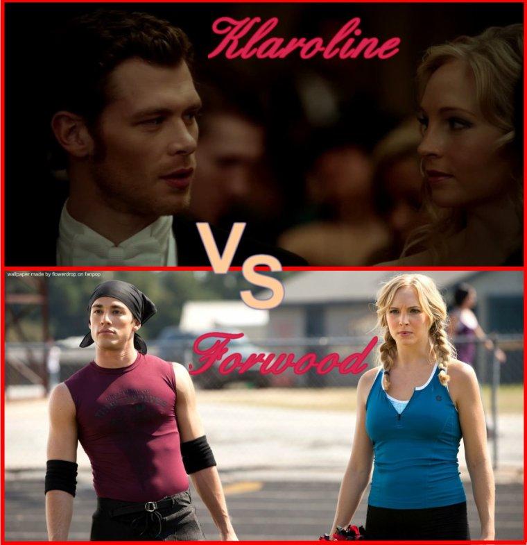 Klaroline VS Forwood