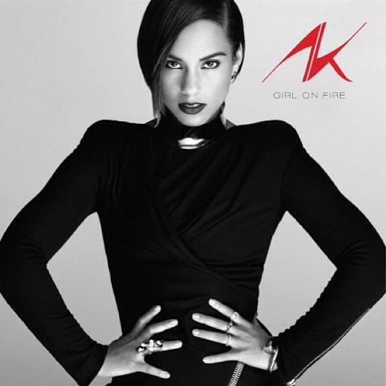 Alicia Keys : Son nouvelle album.