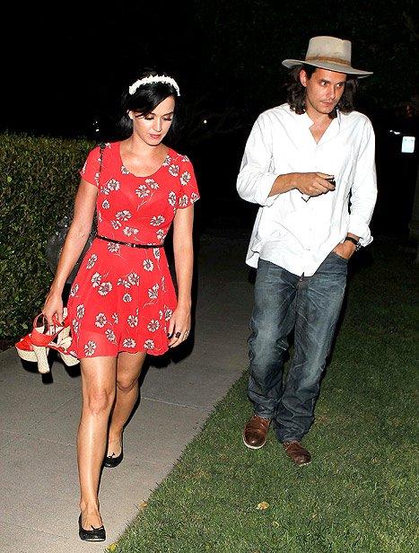 Katy Perry déja largué par John Mayer !