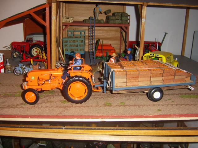 miniature agricole 26