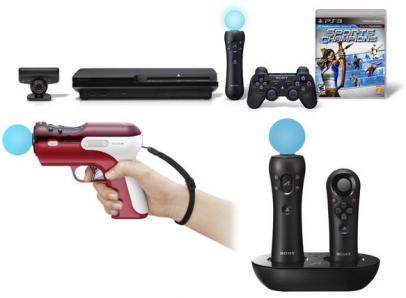Une date et un prix pour la Playstation Move