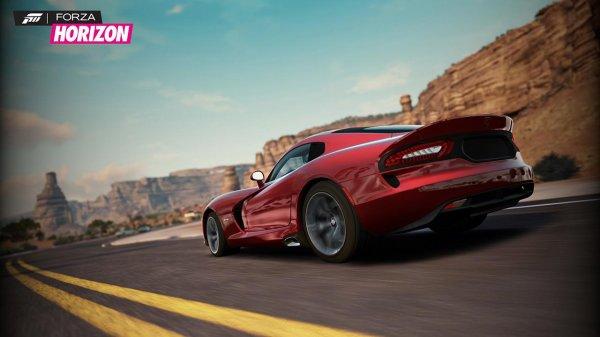Forza Horizon: jaquette et news