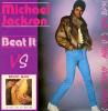 MICHAEL JACKSON VS BRUNO MARS Beat it Vs Locked out of heaven (Sandy Dupuy MASH UP) 154 BPM