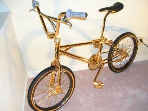Je pense que je vais m'acheter un vélo .