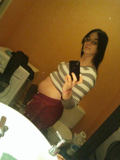 sa pousse 4 semaine de grossesse (l)