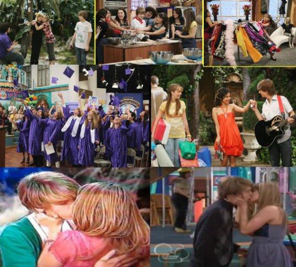 La Vie de Croisière de Zack et Cody !!!!!