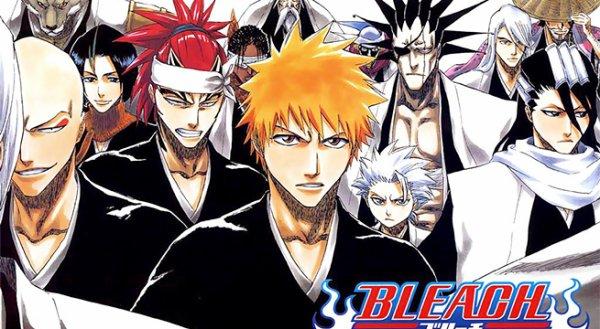 BLEACH, Dossier manga Shonen