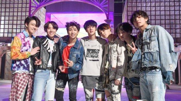 BTS K-pop Musique