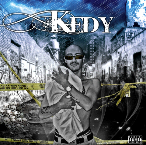 KEDY Album Les Contes de la Street sortie rentrée 2009