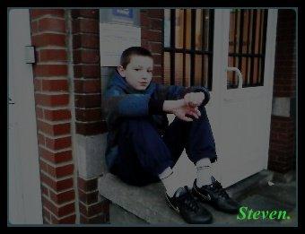 STEVEN .   12 ANS .   CELIB