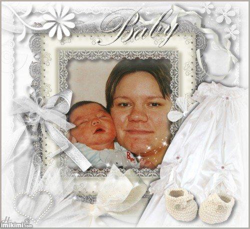 mon fils theo a la naissance