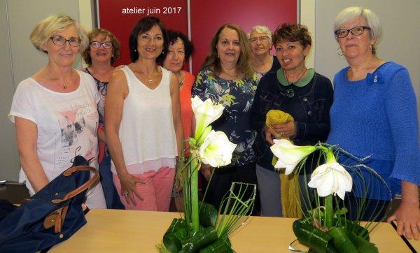 Dernier atelier saison 2016/2017