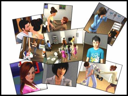 Moi et les Sims