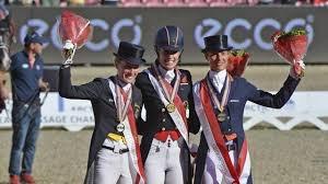 Championnat d'Europe de CSO et de dressage Herning (Danemark) 2013