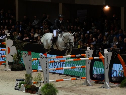 Jumping International de Bordeaux 2015