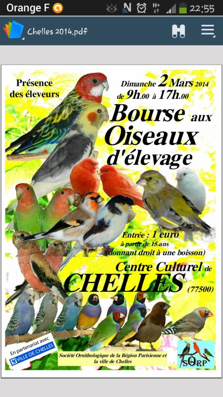Bourse de Chelles