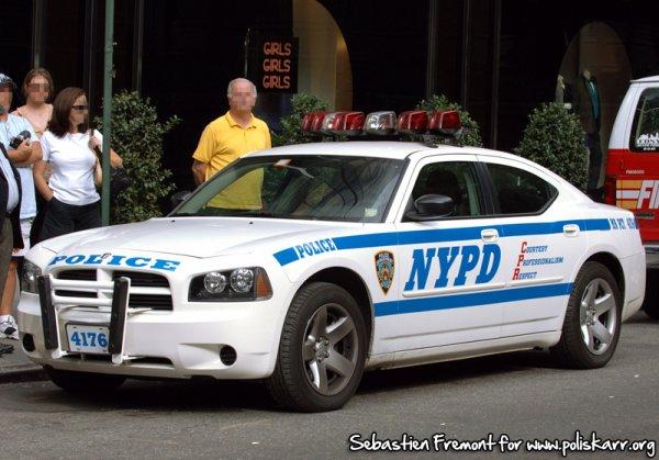 Dodge Challenger Police Interceptor