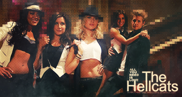 Hellcats . First Article ♥