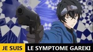 JE SUIS LE SYMPTOME GAREKI