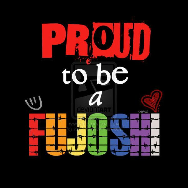 Let's be fujoshi !!!