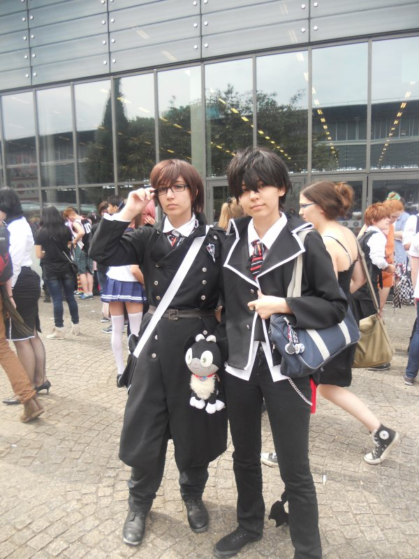 quelques photos prises pendant la Japan Expo 2015