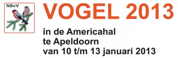 Uitslag Vogel 2013