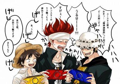 La double personnalitée de Sanji ! ! !