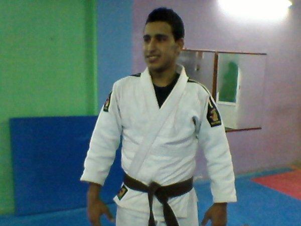 Mon frère Youcef  ''Judo'' lol