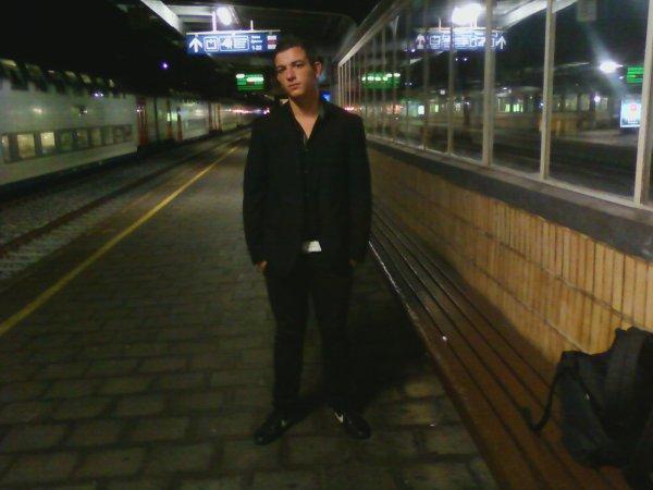 Ennui du soir. Bruxelles ;)