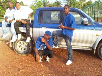 ghetto force crew