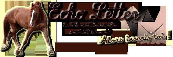 Echo Letter + News