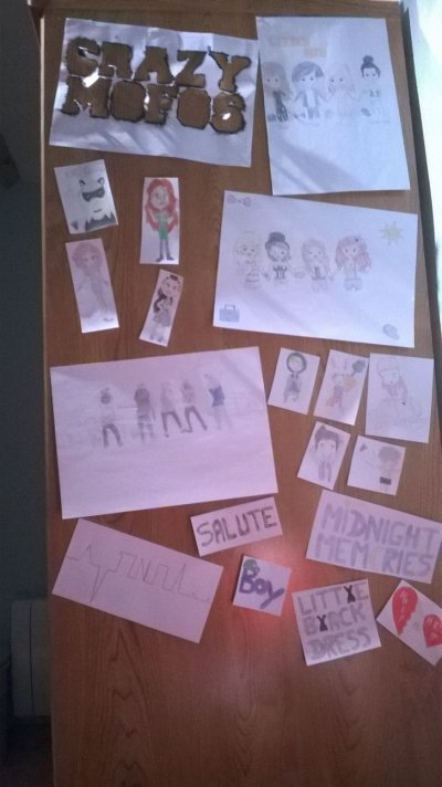 Mes fanbases en 19 dessins