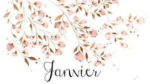 L'almanach du mois de Janvier