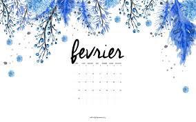 L'almanach du mois de Février