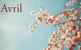 L'almanach du mois d'avril
