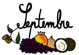 L'almanach du mois de Septembre