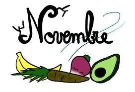 L'almanach du mois de novembre