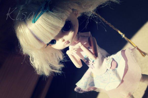 Présentations de mes poupées
