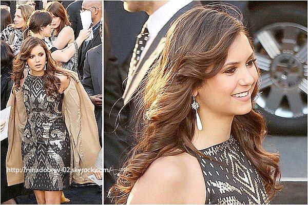 """1 mai 2013: Nina à l'avant-première """"The Great Gatsby"""""""